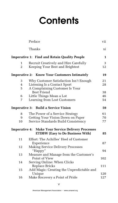Contents   Page 1