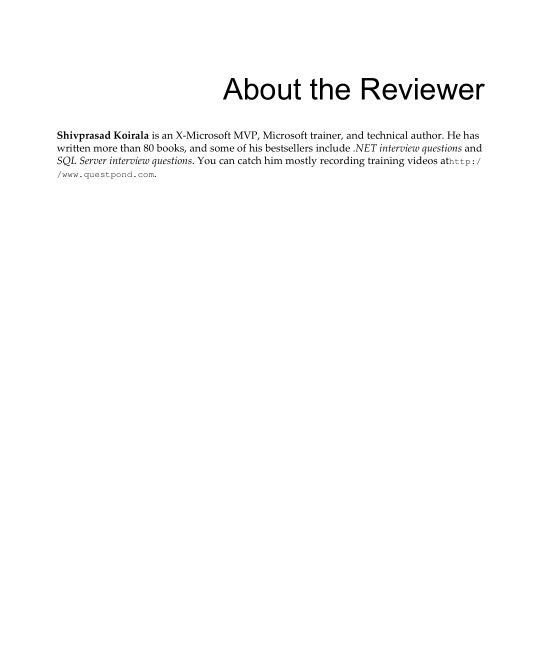 About the Reviewer | Page 4