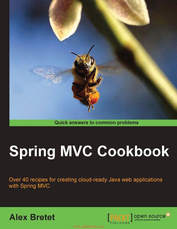 spring-mvc-cookbook