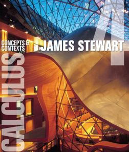 Calculus - Concepts and Contexts (Stewart's Calculus Series) [4th]