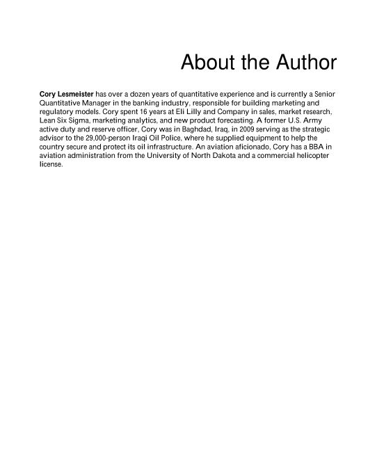 About the Author   Page 2