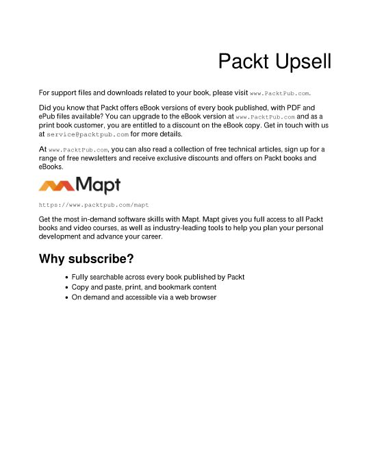 Packt Upsell   Page 4