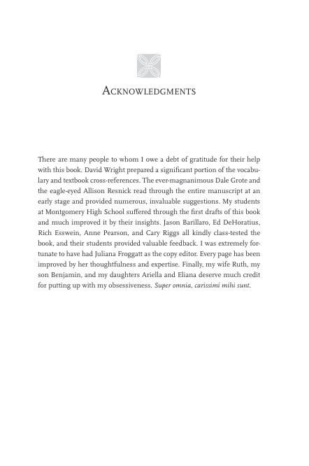 Acknowledgments | Page 3