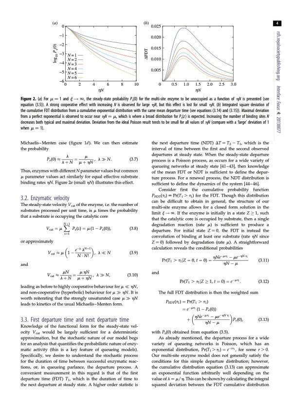 Enzymatic velocity | Page 3