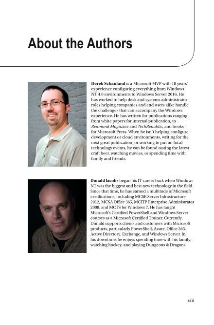 About the Authors | Page 2