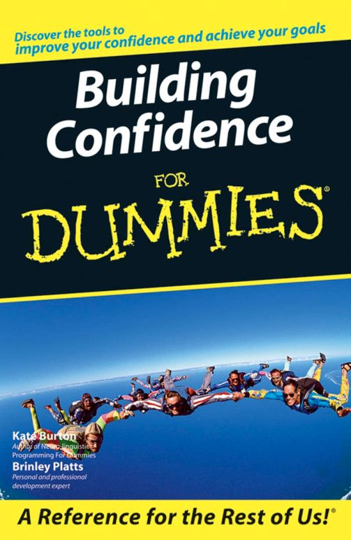 Building Confidence For Dummie - Kate Burton_6109