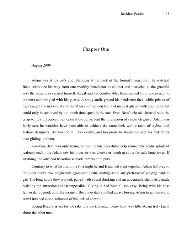 Chapter One   Page 3