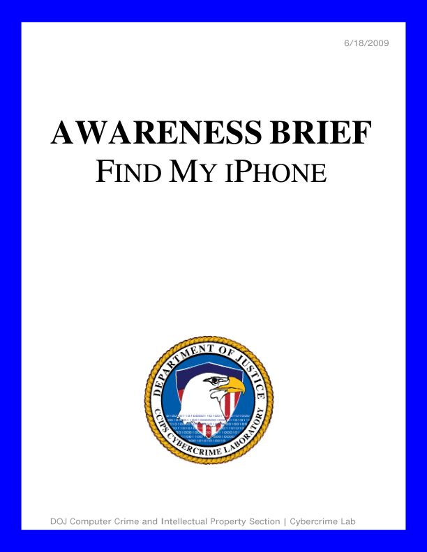 Microsoft Word - Find my iPhone2.doc