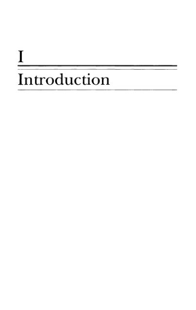 Part I: Introduction   Page 4