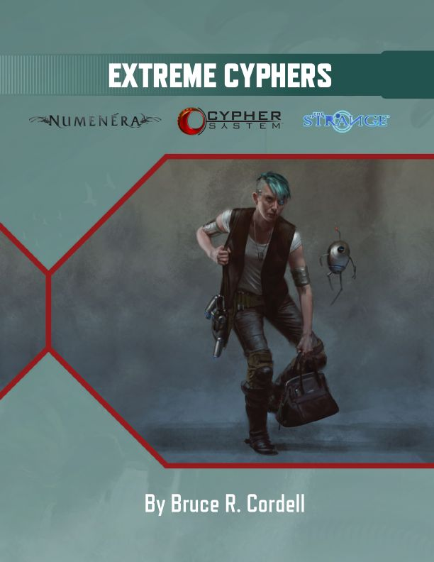 Extreme Cyphers