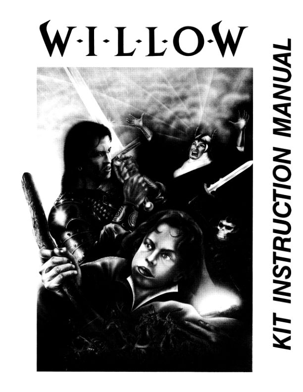 Willow - Arcade - Manual - gamesdatabase.org