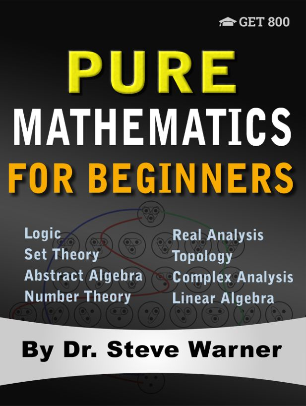 Pure Mathematics for Beginners - Unknown_24202