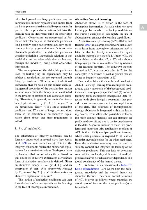 Abductive Concept Learning | Page 9