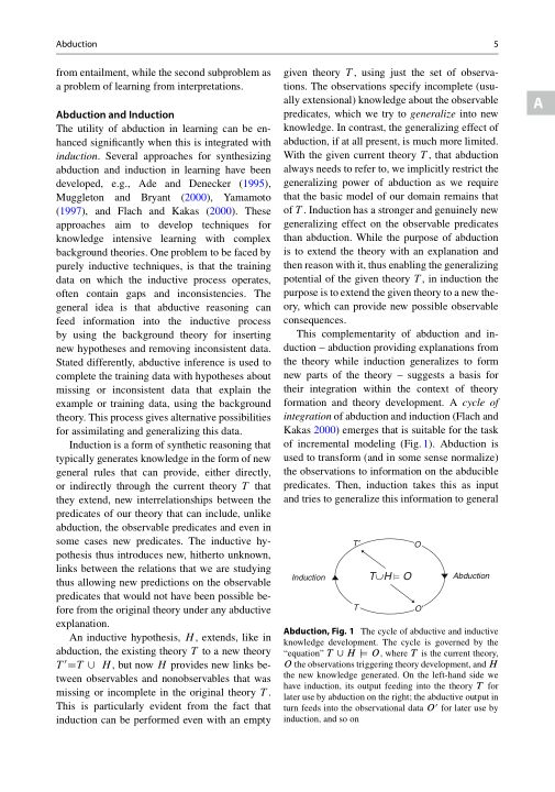 Abduction and Induction | Page 10