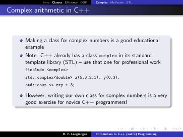 Class programming | Page 9