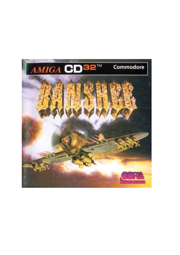 Banshee - Commodore Amiga CD32 - Manual - gamesdatabase.org