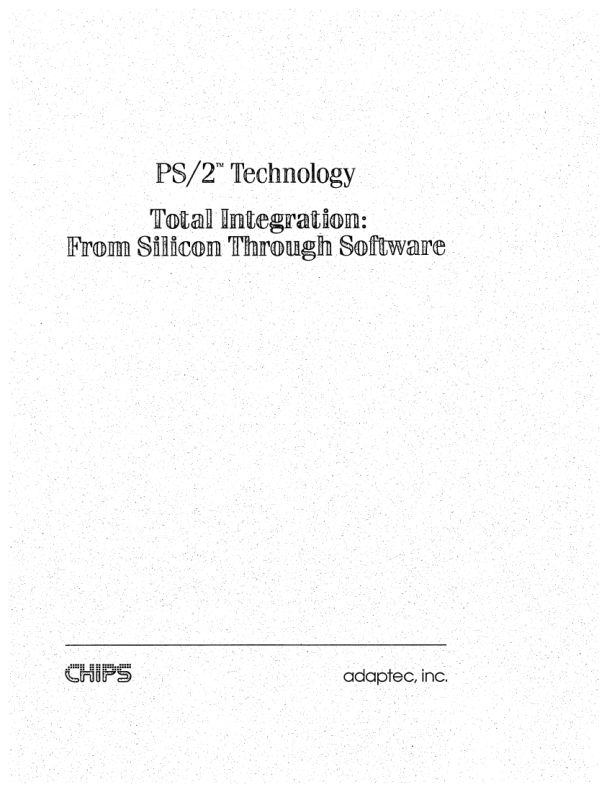 PS2_Chipset_Overview