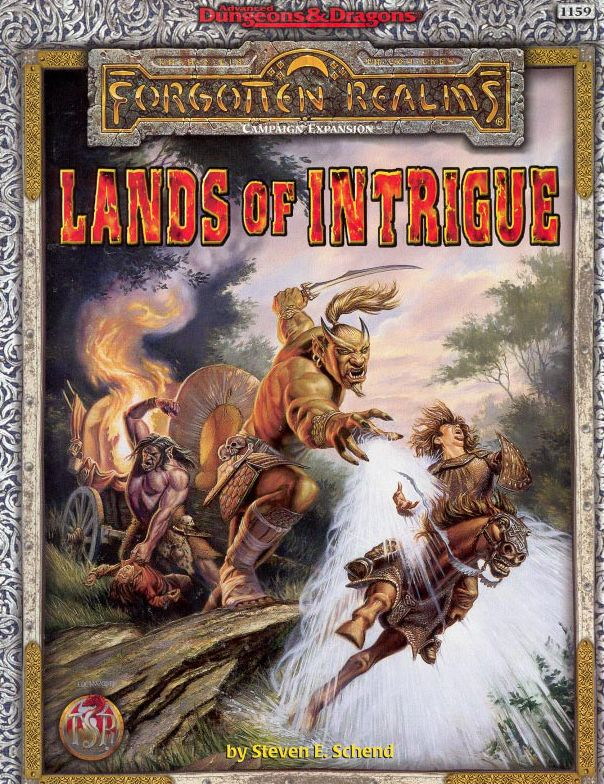 Lands of Intrigue