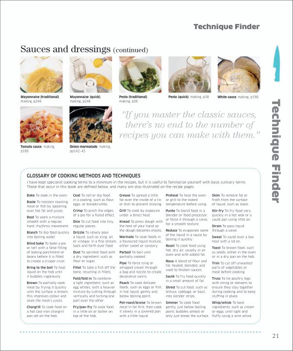 Glossary of Cooking Methods and Techniques 21   Page 4