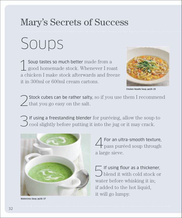 Mary's Secrets of Success 32   Page 8
