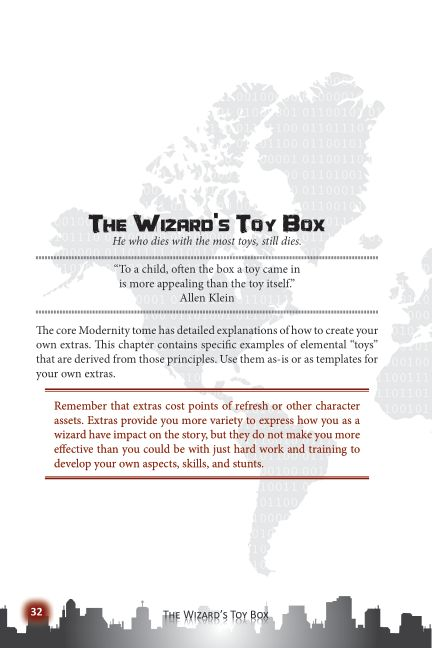 The Wizard's Toy Box   Page 6