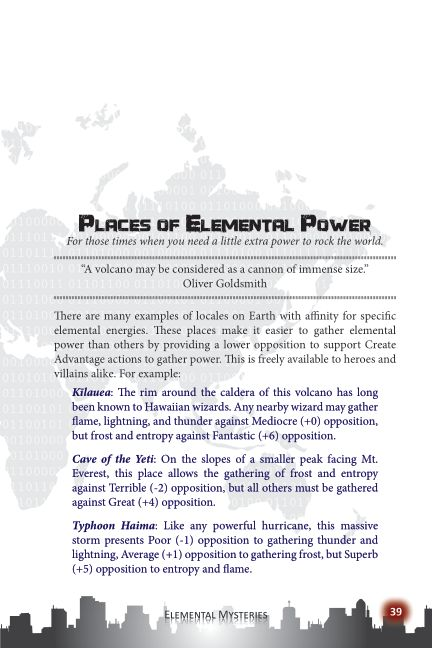 Places of Elemental Power   Page 8