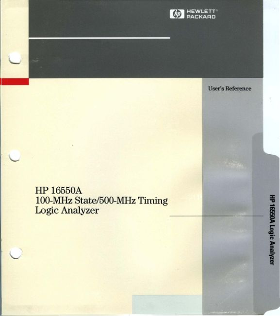 16550-97003_16550A_100-MHz_State_500-MHz_Timing_Logic_Analyzer_Users_Reference_Apr94