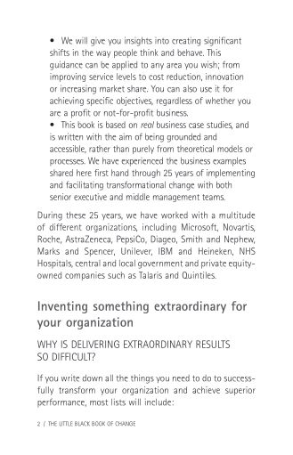 Inventing something extraordinary for your organization | Page 5