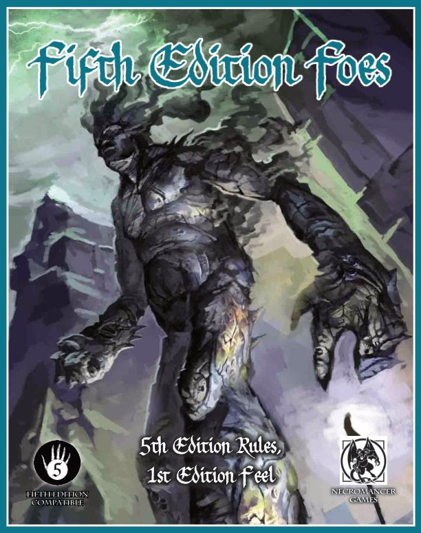 Necromancer Games - Fifth Edition Foes