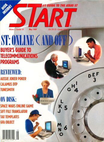 STart Issue 21 (May 1989)