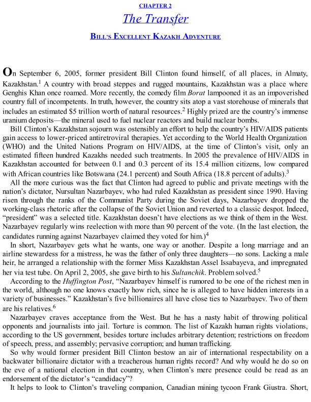 CHAPTER 2 The Transfer: Bill's Excellent Kazakh Adventure | Page 2