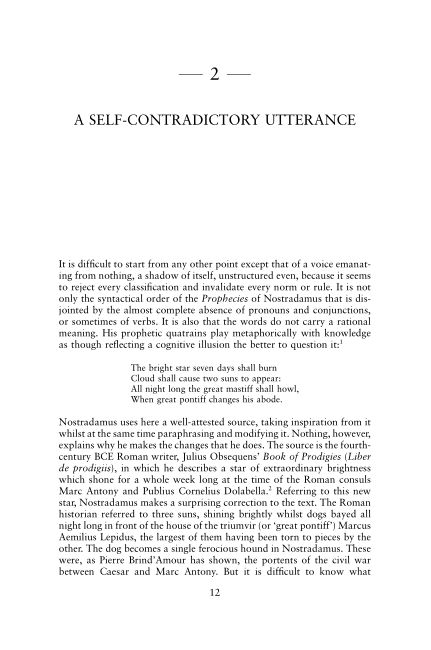 2: A Self-Contradictory Utterance   Page 9