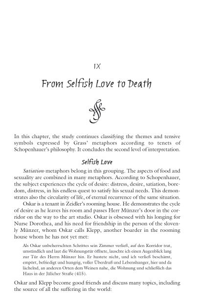 From Selfish Love to Death   Page 9