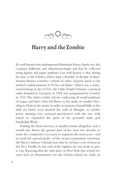 Harry and the Zombie | Page 4