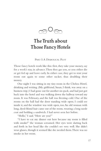 The Truth about Those Fancy Hotels | Page 7