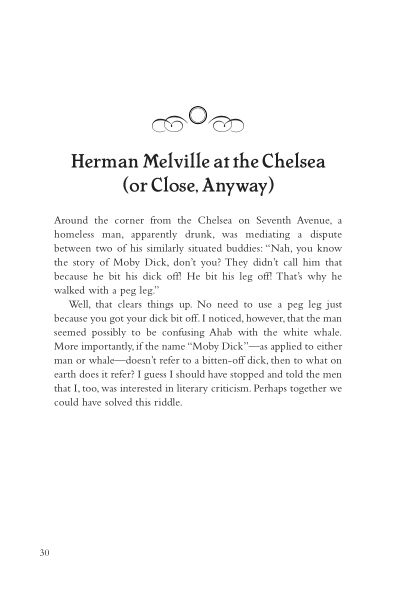 Herman Melville at the Chelsea | Page 9